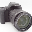 Canon EOS 760d + Objectif Canon EFS 18-135MM